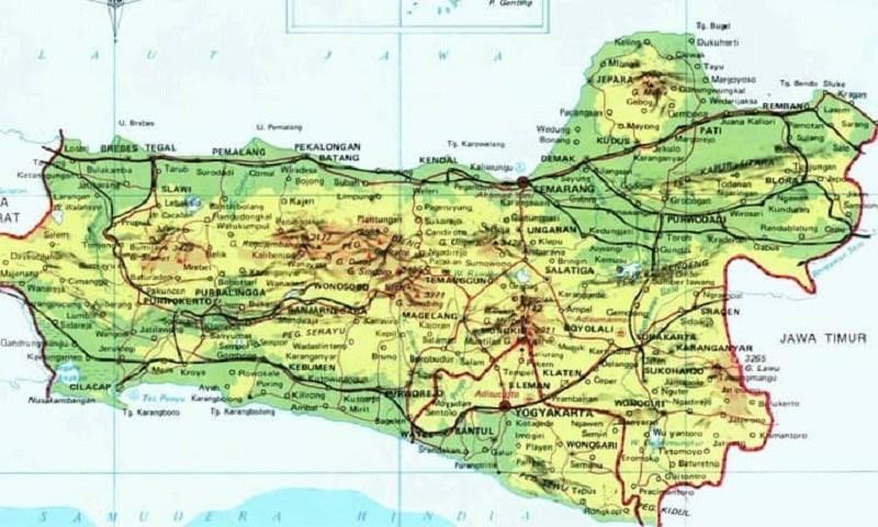 Tempat Wisata Keren dan Terjangkau di Jawa Tengah