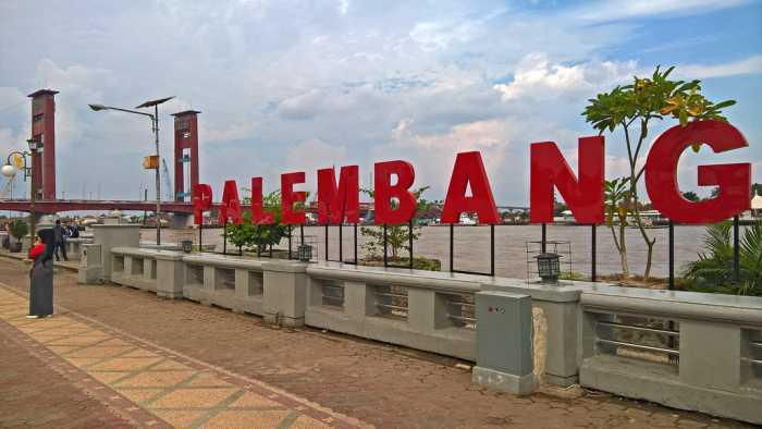 Tempat Wisata Paling Ngehits di Palembang